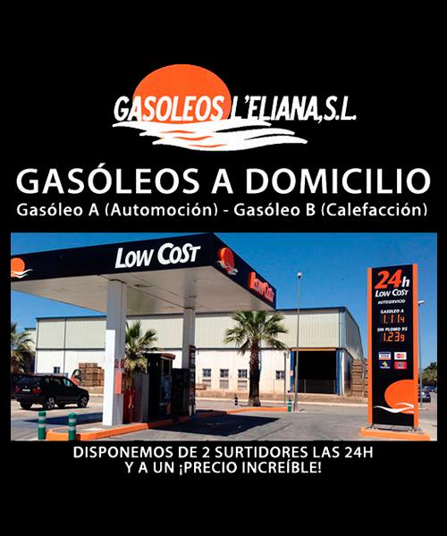 Gasolineras 24 H